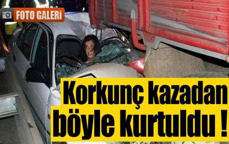 Ordu'da kaza: 2 öğrenci öldü