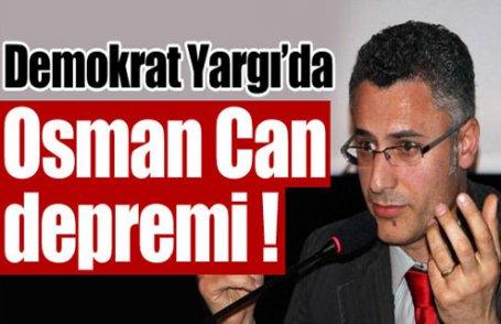 Osman Can istifa etti
