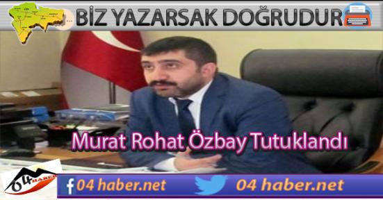 Özbay Beraberindeki 11 Kişi İle Tutuklandı