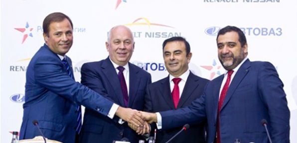 Renault-Nissan ve Russian Technologies işbirliği