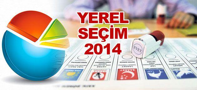 Yerel Seçim 2014