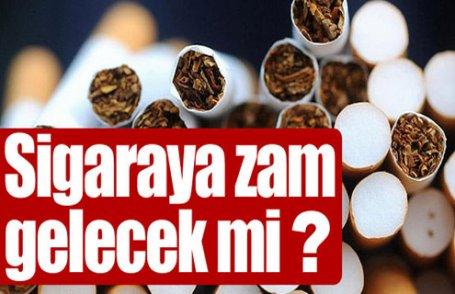 Sigaraya zam gelecek mi ?