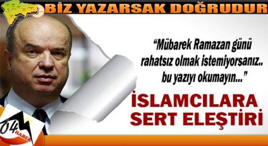 Siyasal İslamcılar Dökülmeye Başladı