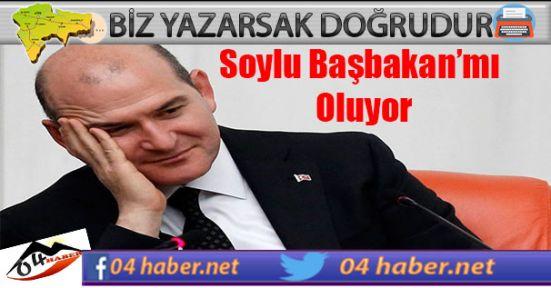 Süleyman Soylu Başbakan Oluyor