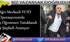 Ağrı Merkezli Fetö Operasyonunda 5 Öğretmen Tutuklandı