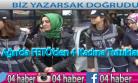 Ağrı'da FETÖ'den 4 Kadına Tutuklama