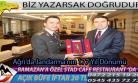 Ağrı'da Jandarma'nın 177 Yıl Dönümü