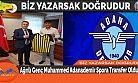 Ağrılı Genç Muhammed Adanademir Spora Transfer Oldu