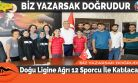 Doğu Ligine Ağrı 12 Sporcu İle Katılacak