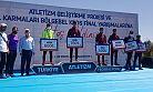 Eleşkirt'in Altın Ayaklı Çocuğu Türkiye 2.si Oldu