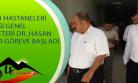 KAMU HASTANELERİ BİRLİĞİ GENEL SEKRETERİ DR. HASAN DEMİR GÖREVE BAŞLADI