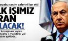 Netanyahu seçim zaferini ilan etti