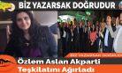 Özlem Aslan Akparti Teşkilatını Ağırladı