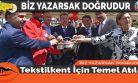 Tekstilkent İçin Temel Atıldı