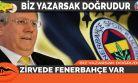 ZİRVEDE FENERBAHÇE VAR