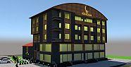 Ağrı Baro Başkanlığı İdari Binası