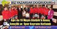 Ağrı da 19 Mayıs Atatürk'ü Anma, Gençlik