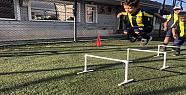 Ağrı Fenerbahçe Futbol Okulu Antrenmanlara