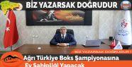 Ağrı Türkiye Boks Şampiyonasına