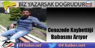 Ağrılı Genç İzmir de Babasını Arıyor