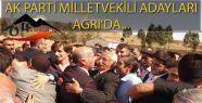 AK PARTİ MİLLETVEKİLLERİ AĞRI'DA