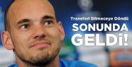 Asrın transferi Sneijder