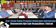Atso Seçimleri Start Aldı,Mehmet Erat...