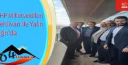 CHP Milletvekilleri Pehlivan ile Yalın