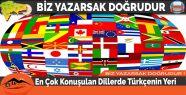 En Çok Konuşulan Dillerde Türkçenin