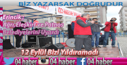 Erincik Ağrı,Eleşkirt ve Patnos Belediyelerini