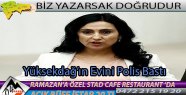 Figen Yüksekdağ'ın Evine Polis Baskını