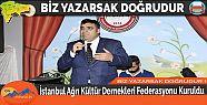 İstanbul Ağrı Kültür Dernekleri Federasyonu...