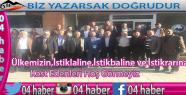 Kemal Atmaca Atso'yu Ziyaret Etti