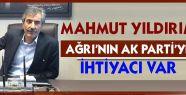 <b>Mahmut Yıldırım, Meclis Üyeliği Önemli...</b>