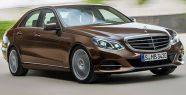 Makyajlanan Mercedes E serisi daha çekici