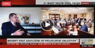 Mehmet Erat Canlı Yayında Ağrı'yı Konuştu