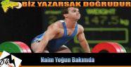 Naim Süleymanoğlu Yoğun