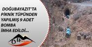PİKNİK TÜPÜNDEN HAZIRLANMIŞ 9 ADET