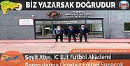Seyit Ateş, IC Elit Futbol Akademi Sporcularına