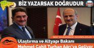 Ulaştırma ve Altyapı Bakanı Mehmet...