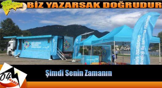 Türk Telekom'dan Eğitim Atağı