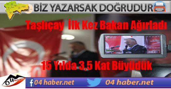 Türkiye 15 Yılda 3,5 Kat Büyüdü