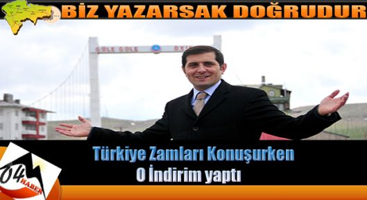 Türkiye Zamları Konuşurken İndirime Gittiler