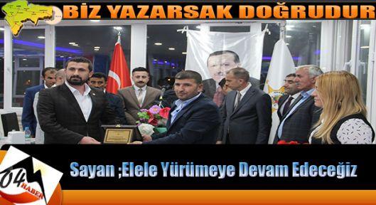 Tutak Osmanlı Ocakları İftarda Buluştu