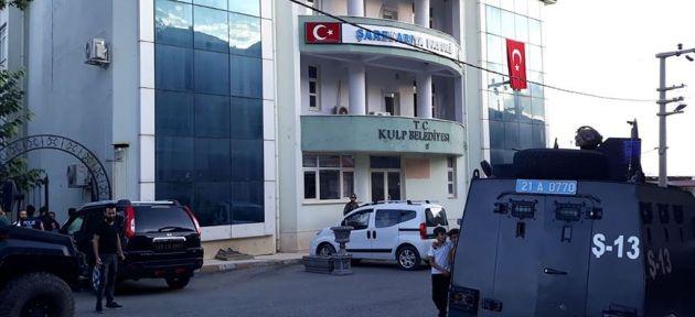 Tutuklanan HDP'li Belediye Başkanı'nın Yerine Kaymakam Görevlendirildi