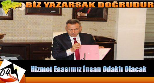 Vali Süleyman Elban Görevine Başladı