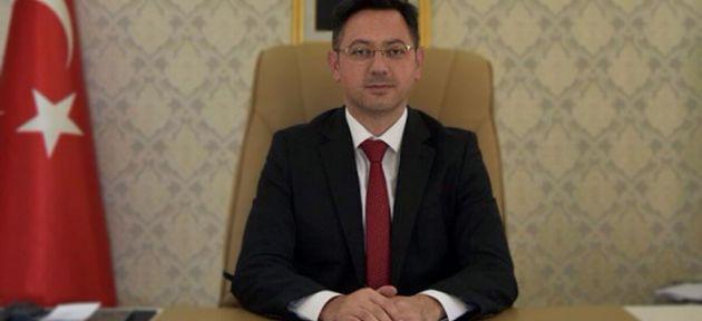 Yakup Ömeroğlu Ağrı Valiliği Hukuk Müşavirliğine Atandı